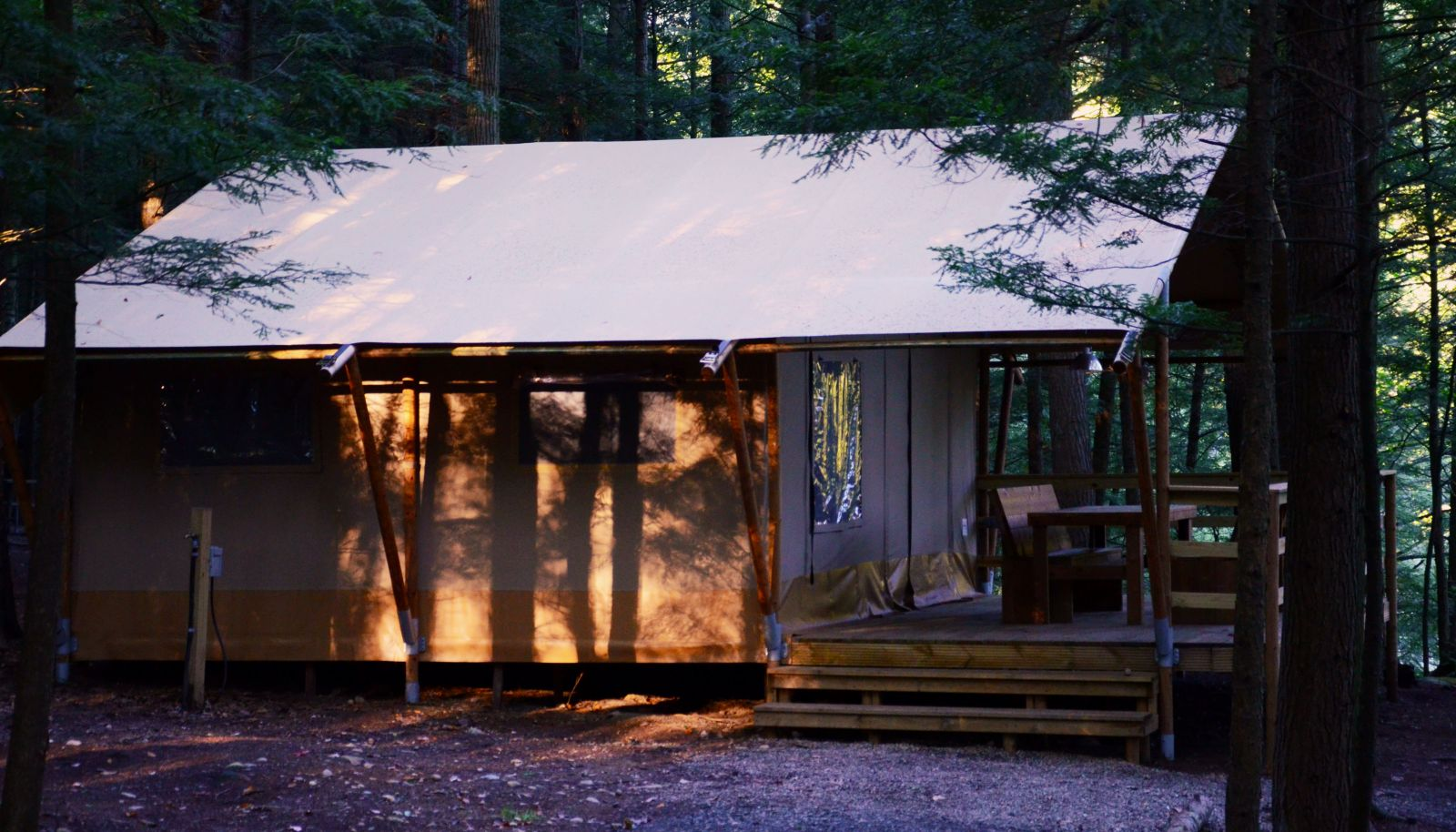 Glamping is My New Favorite Camping   Whiteface Region
