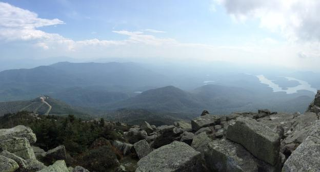 Don't be afraid to linger on Whiteface's open summit.