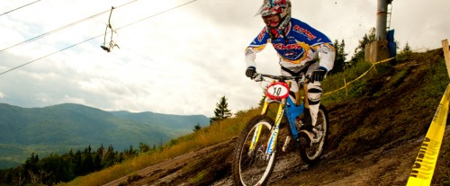 Mountainbiking WhitefaceMountain