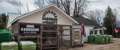 Hardware Store Whiteface