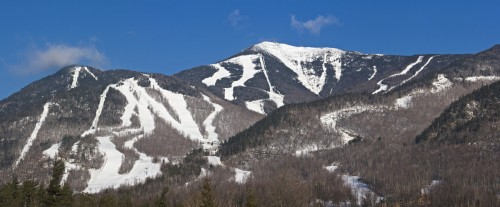 Whiteface Mountain in winter