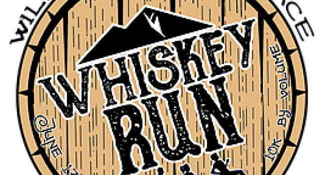 One for the road: Whiskey run