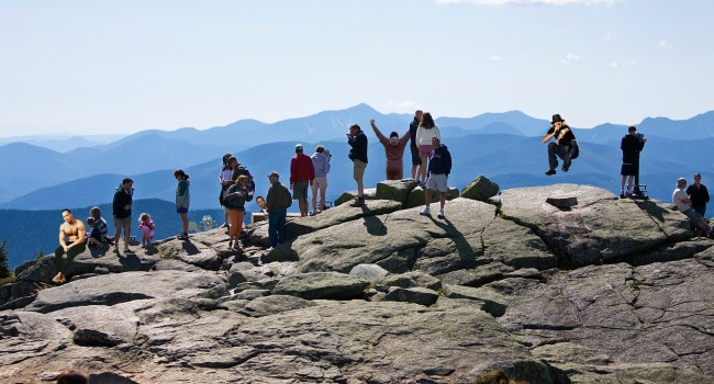 Six degrees of separation: Kid Rock to Whiteface Mountain