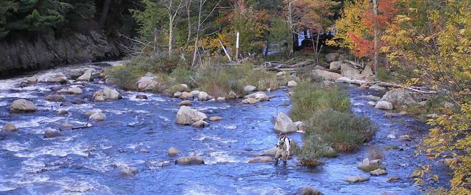 18th annual AuSable River Two Fly Challenge