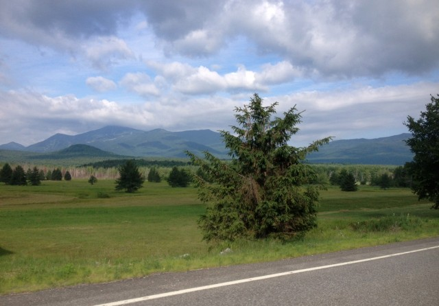 Road biking in the Whiteface Region