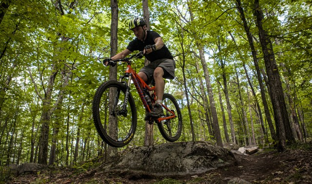 Hardy Road Mountain Bike Trails