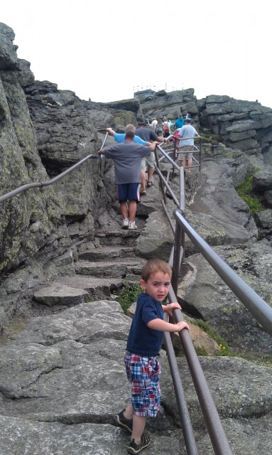 It may look daunting - but it's worth the effort! Oliver did it as a 3 year-old!