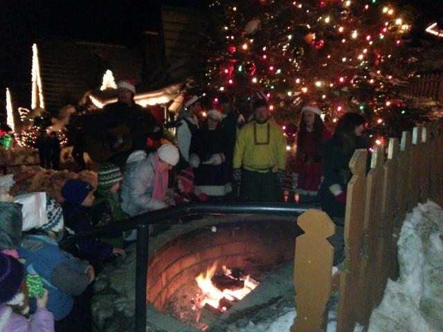 Winter at Santa's Workshop is something everyone should experience - check out next year's dates!