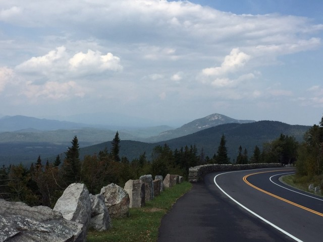 Bike or drive to a tremendous view!