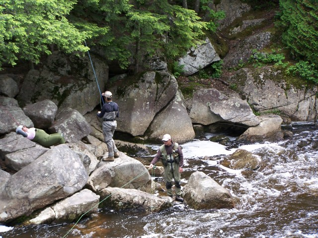 2 Branches - One River | Whiteface Region