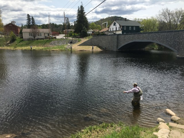 Ausable River Two-Fly