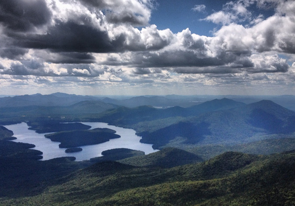 Top of whiteface