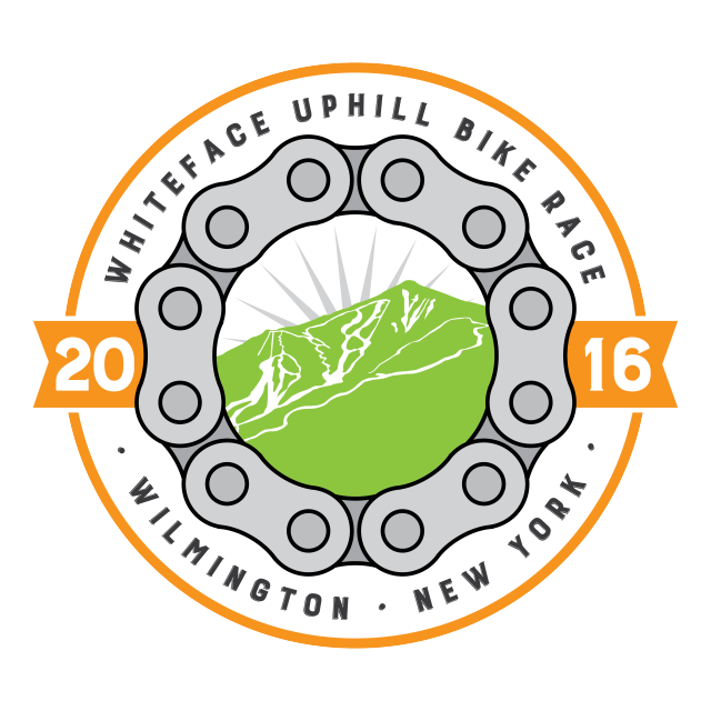 Whiteface Uphill Bike Race Logo