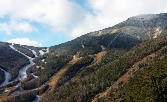 snowmaking at whiteface mountain