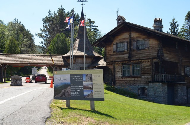 Whiteface Memorial Highway Tollhouse